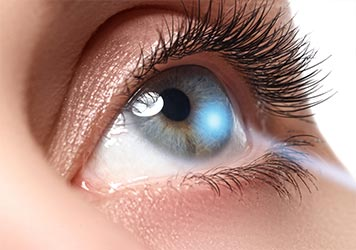 Augenlasern Behandlung Teufen Schweiz